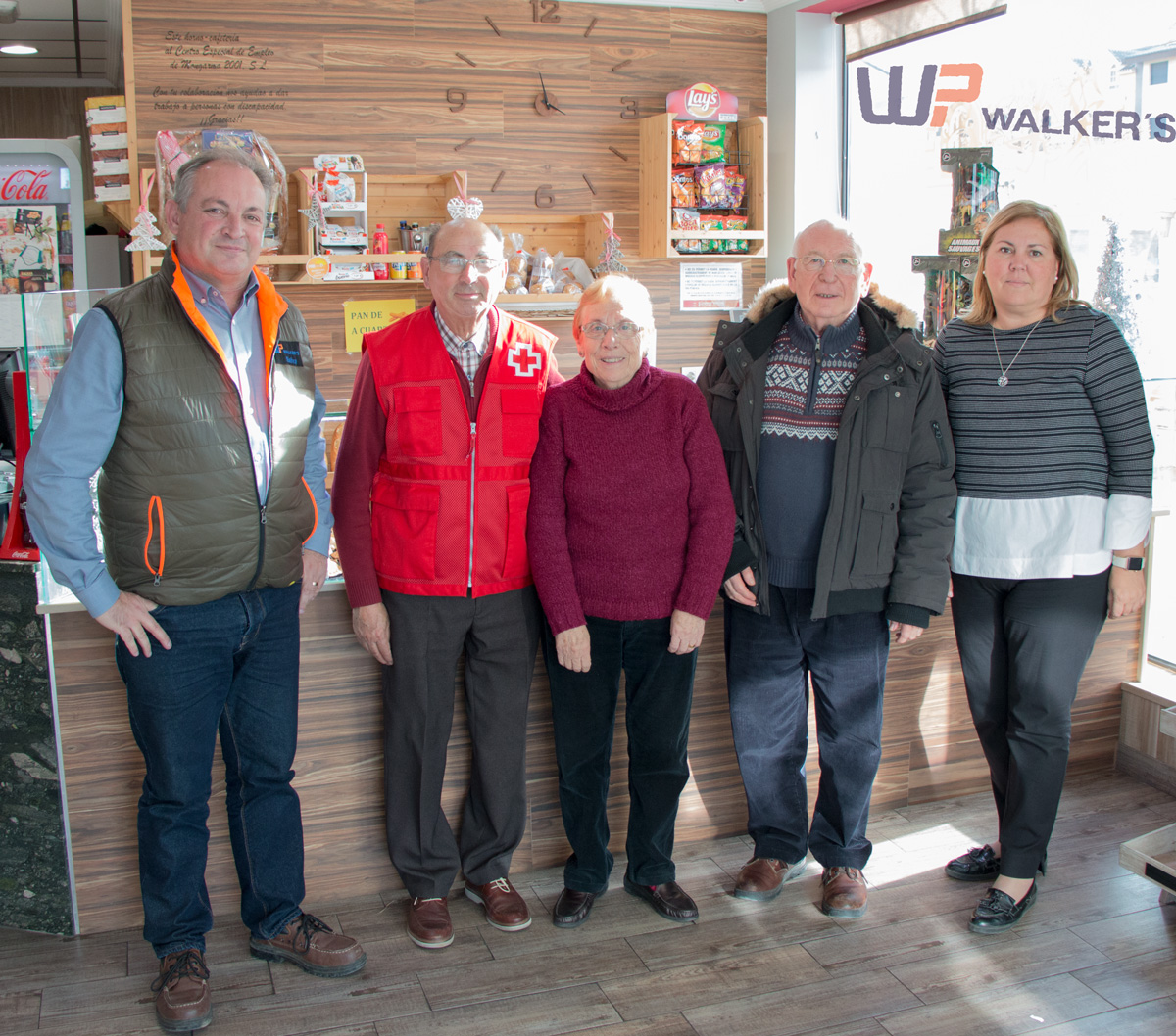 Walker´s solidario