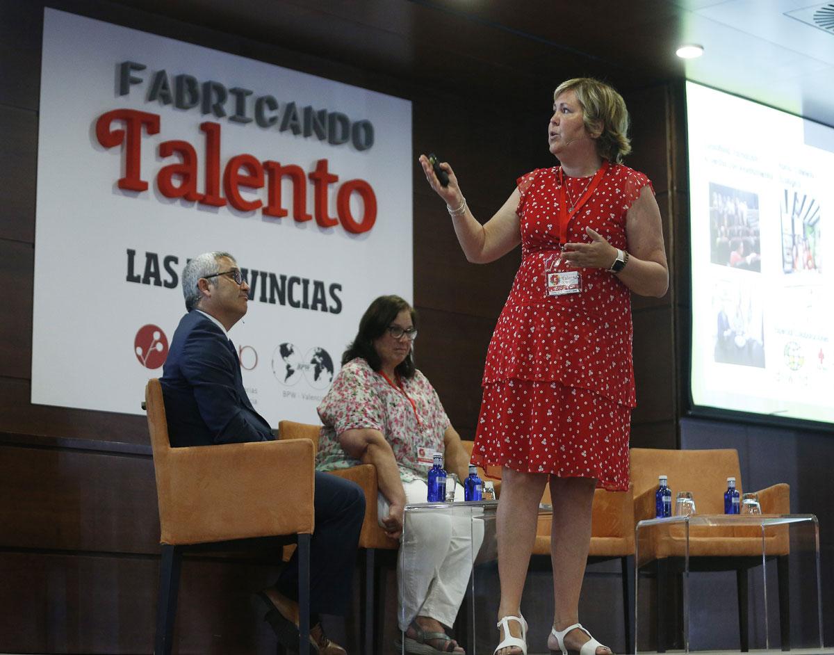 Walker´s participa en el foro Fabricando Talento