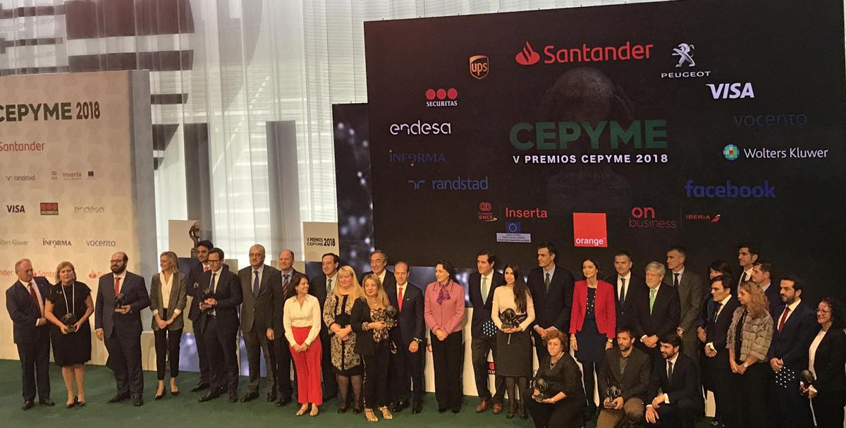 Premio Cepyme 2018